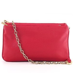 Ann Taylor Double Gusset Crossbody Bag
